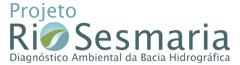 Projeto Rio Sesmaria Diagnostico